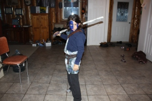 Ronan as William Wallace