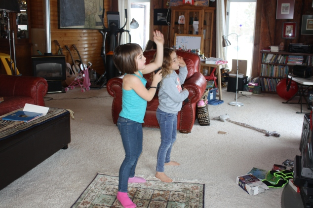 Dancing with Wii