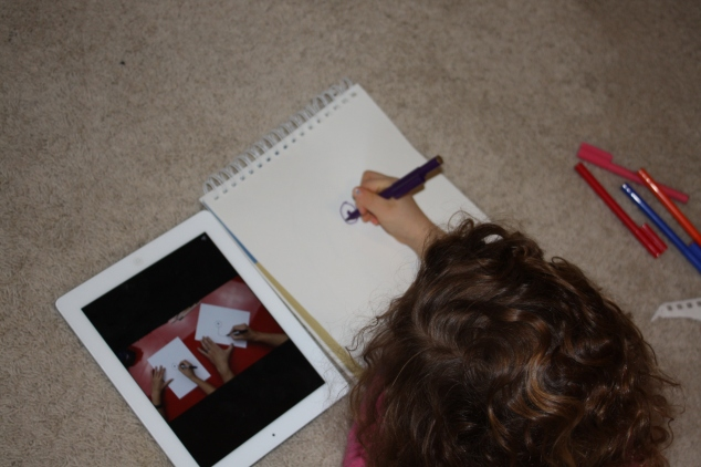 Artforkidshub.com Drawing Lesson