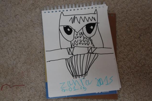 Zahra's Owl